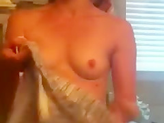 NOT my wife getting out of the shower