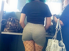 Emi candid booty