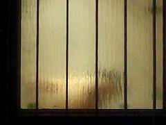 Window Voyeur - spied young german teeny in Shower 3-3