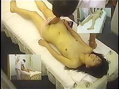 Hidden Camera in Massage room 11