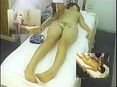 Hidden Camera in Massage room 11