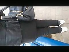 Cumming on Her Back