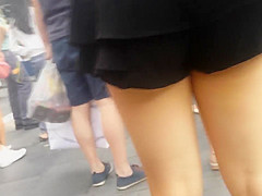Bare Candid Legs - BCL#046