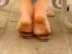 Candid feet #80