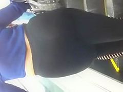 Nice Ass in Spandex