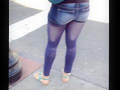 Hot sexy ass and feet