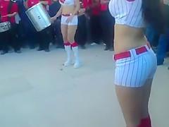 Chicas del baisbol