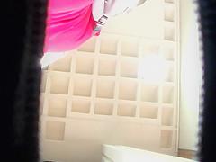 red skirt upskirt(coworker)