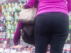 BULLETproof ass