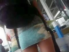 voyeur on bus station