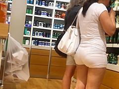 White Shorts Latina Bed Bath Beyond