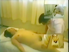 JAPANESE EROTIC MASSAGE--HIDDEN CAM