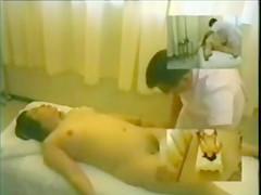 JAPANESE EROTIC MASSAGE--HIDDEN CAM