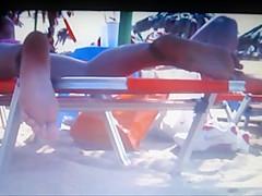 Sexy beach feet 3