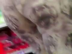 huge ebony ass(hidden cam)