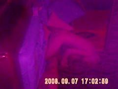 Prostitute blowjob, hidden cam