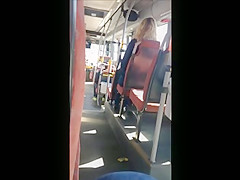 Flashing on bus in Sweden 003