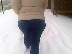 picking up a milf with huge ass