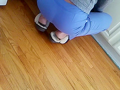 Spycam hot wife ass slow