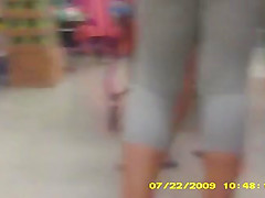 lovely black spanish butt hidden cam
