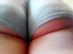 shorty in short shorts