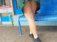 Bare Candid Legs - BCL#060