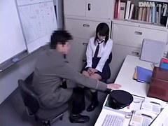 Sweet teen babe crammed hard in Japanese spy cam video