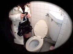 Sexy cunt drilled hard by japanese boyfriend in spy video