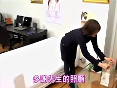 Hidden cam video with japanese tunnel of love humped hard