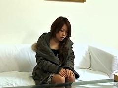 Japanese slut is screwed very rough in free voyeur movie