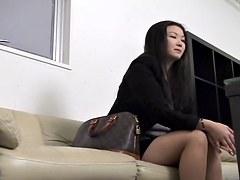 Jap cutie filled with cum in spy cam Asian sex video