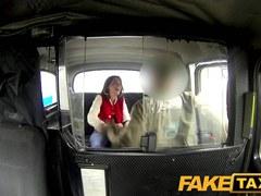 FakeTaxi: Breathtaking thief pays the price