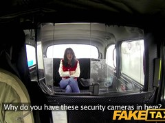 FakeTaxi: Breathtaking thief pays the price
