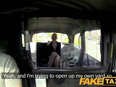 FakeTaxi: Delightful blond in sex bribe