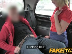 FakeTaxi: Red hawt mother i'd like to fuck receives drilled hard