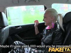 FakeTaxi: Each woman has a price
