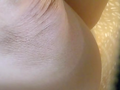 white panty frontal