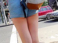 Bare Candid Legs - BCL#023