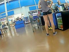 Spandex shorts beautiful gap(short)