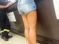 Bare Candid Legs - BCL#089