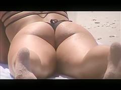 milf big ass thong bikini  2014
