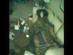 BBW Hidden Cam Masturbation 3
