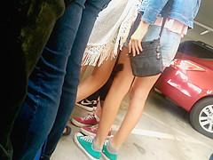 teen in shorts 15