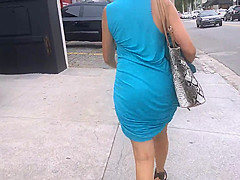 SDRUWS2 - BIG BUTT WITH PANTY LINE