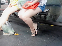 Bare Candid Legs - BCL#044