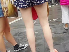 Bare Candid Legs - BCL#027
