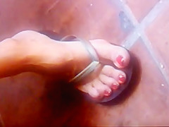 My real goddess infraganti film feet