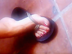 My real goddess infraganti film feet