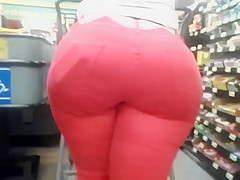 This Chick Is 40, And She Got An Ass Like That!!!!???
