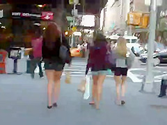 New York Creepster Girls
